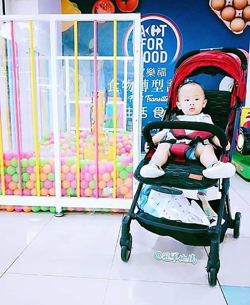 DIDI From Taiwan 高景觀嬰兒推車 高景觀推車 歐系推車 嬰兒手推車 Zachary 輕量型推車 台北輕旅行 臺北輕旅行 推車試用 開箱 實測 推薦80.jpg