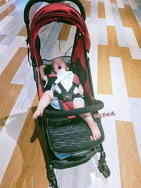 DIDI From Taiwan 高景觀嬰兒推車 高景觀推車 歐系推車 嬰兒手推車 Zachary 輕量型推車 台北輕旅行 臺北輕旅行 推車試用 開箱 實測 推薦85.jpg