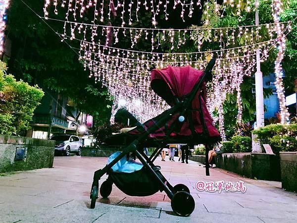 DIDI From Taiwan 高景觀嬰兒推車 高景觀推車 歐系推車 嬰兒手推車 Zachary 輕量型推車 台北輕旅行 臺北輕旅行 推車試用 開箱 實測 推薦91.jpg