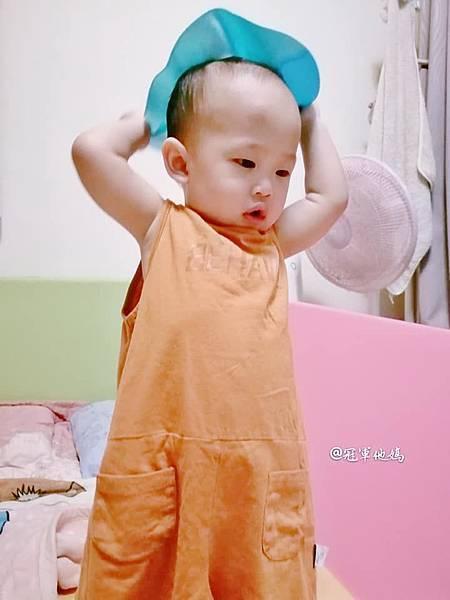 expect 傳佳知寶 babyhood 世紀寶貝 可達鴨洗頭帽 洗髮神器 洗頭神器 沐浴神器 寶寶洗澡 嬰兒洗髮14.jpg