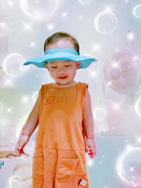 expect 傳佳知寶 babyhood 世紀寶貝 可達鴨洗頭帽 洗髮神器 洗頭神器 沐浴神器 寶寶洗澡 嬰兒洗髮25.jpg