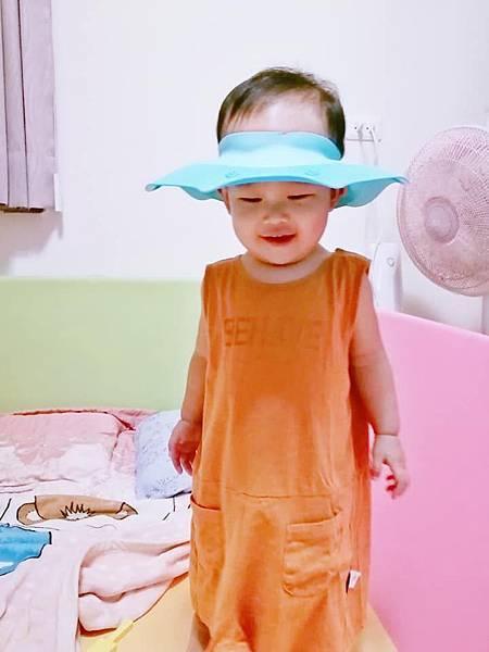 expect 傳佳知寶 babyhood 世紀寶貝 可達鴨洗頭帽 洗髮神器 洗頭神器 沐浴神器 寶寶洗澡 嬰兒洗髮26.jpg