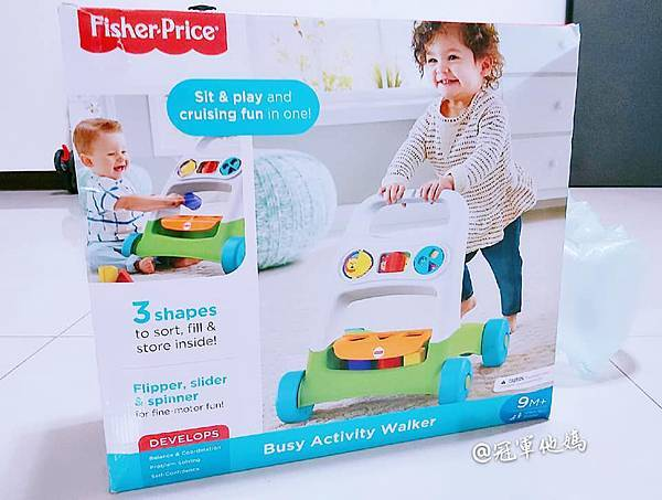 Lavida 育兒好好玩 Fisher Price FisherPrice 學步車 活動踏步車 踏步車 寶寶學步 寶寶學走 扶站 幾個月會站 寶寶站立 嬰兒用品 嬰幼兒玩具 嬰幼兒發展 周歲送禮 周歲禮物 幾個月會走 週歲 嬰兒學步10.jpg