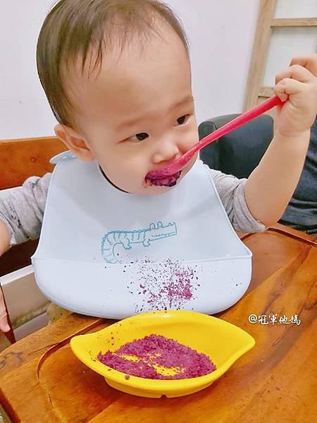 幸福米寶 寶寶粥 蔬果雪花粉 烘焙 創意麵包 寶寶即食粥 副食品 糖攝取 納攝取營養 免冷藏 免冷凍 Naturmi 34.jpg