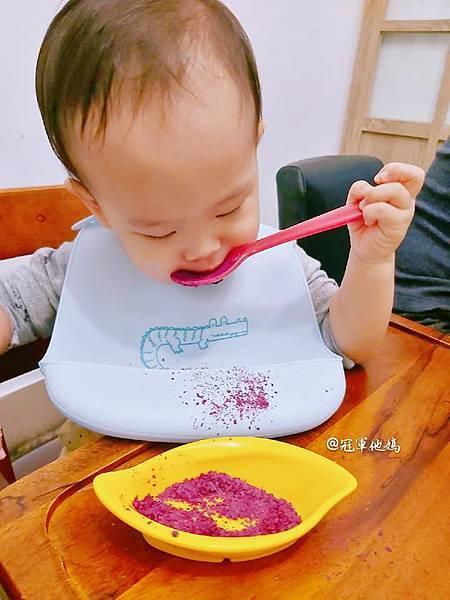幸福米寶 寶寶粥 蔬果雪花粉 烘焙 創意麵包 寶寶即食粥 副食品 糖攝取 納攝取營養 免冷藏 免冷凍 Naturmi 32.jpg