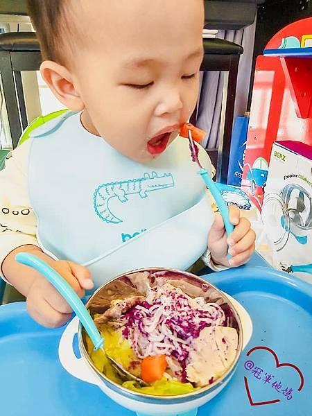 寶寶餐碗推薦Expect 傳佳知寶BERZ三件組學習吸盤碗托嬰中心幼兒園 三色碗 副食品 學習餐碗 寶寶餐具27.jpg