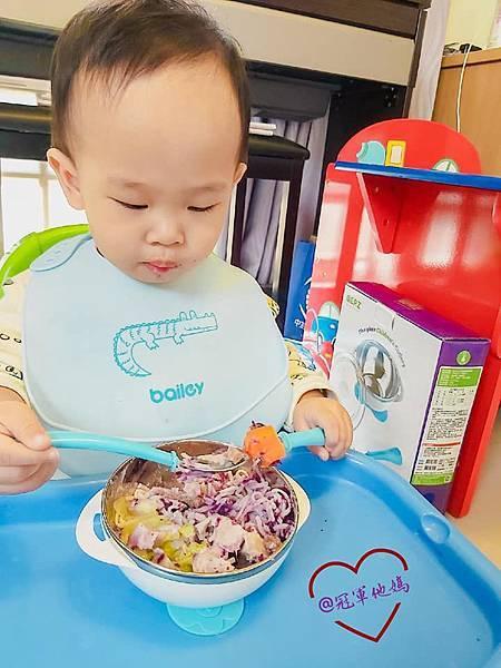 寶寶餐碗推薦Expect 傳佳知寶BERZ三件組學習吸盤碗托嬰中心幼兒園 三色碗 副食品 學習餐碗 寶寶餐具24.jpg