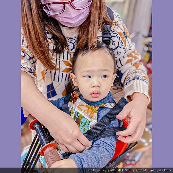 Q比芝麻 Q比寶貝芝麻 Q比芝蔴 暖心幸福手作 嬰兒圍兜 寶寶吊帶褲 帽子兜兜 手作寶寶服飾 _9.jpg