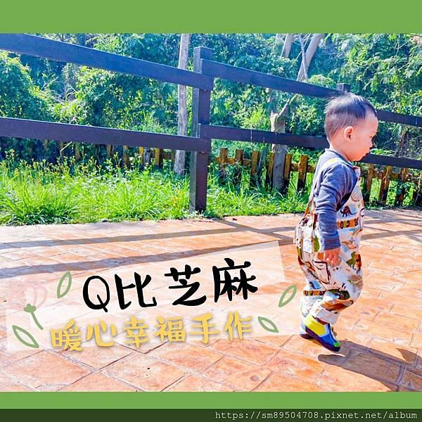 Q比芝麻 Q比寶貝芝麻 Q比芝蔴 暖心幸福手作 嬰兒圍兜 寶寶吊帶褲 帽子兜兜 手作寶寶服飾 _29.jpg