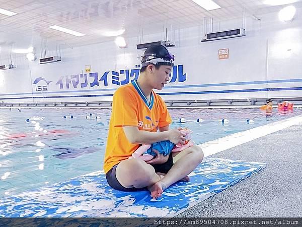 伊藤萬 萬華分校 板橋海山 寶寶游泳課 嬰兒游泳 嬰幼兒游泳 泳裝 潑寶 寶寶泳衣 splash_2005_42.jpg