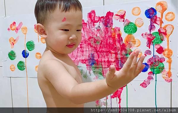 著色畫軸 N次貼 寶寶畫畫 幼兒美術教具 美勞 勞作 畫紙 空白 森林派對 昆蟲 動物 水的旅_3.jpg