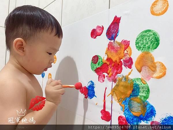 著色畫軸 N次貼 寶寶畫畫 幼兒美術教具 美勞 勞作 畫紙 空白 森林派對 昆蟲 動物 水的旅_2.jpg