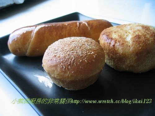 夏威夷麵包