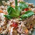 鮪魚堅果芝麻沙拉