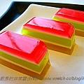 彩虹凍凍糕