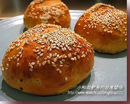 摩洛哥式堅果牛奶麵包