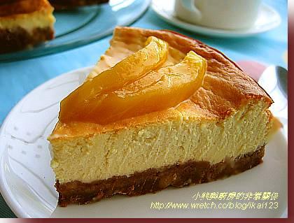 芒果起司蛋糕