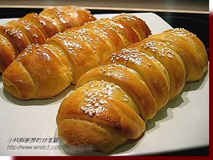 地瓜蜂蜜麵包
