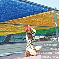 黑網,屋頂隔熱黑網,園藝用的遮陽黑網子,大鋅製網 (11).jpg