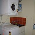 洗衣機 + 烘衣機