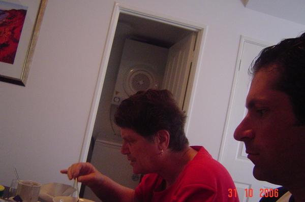gennaro 和他媽
