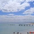 Busellton 海堤一角