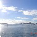 Mandurah 湖邊一景