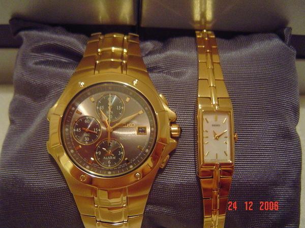 我和gennaro的對錶