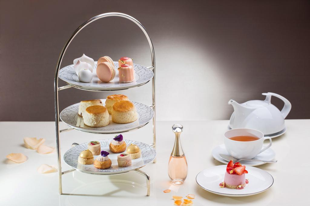 MOTPE - Jadore in Joy Afternoon Tea 愉悅淡香水下午茶