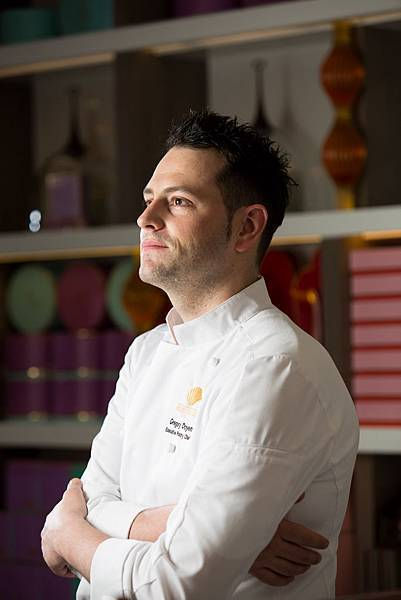 MOTPE - 行政西點主廚貴格瑞‧鐸彥 Executive Pastry Chef Gregory Doyen