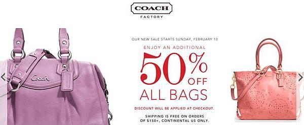 coach sale 1