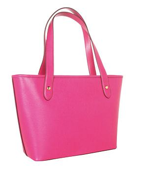 RL pink shoulder bag 2