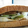 吃喝-14 地瓜肉排三明治