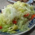 20100119-004 青菜炒得不錯