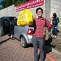 20100119-020 謝謝觀光客代表。 XD