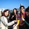 20100119-058 可是我們是來推廣地瓜酥的!