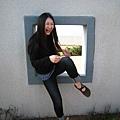 20100119-071 這位小姐笑得超開心