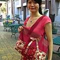 20100207-1 阿閃媽的手製包包!!
