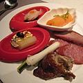 20100404-1-24 鮭魚捲好吃,其他普通