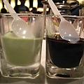 20100404-1-28 抹茶奶酪好吃,龜苓膏我不愛