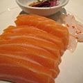 20100404-1-38 再一次的鮭魚和生牛肉