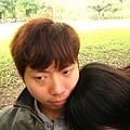 20100404-2-10 我是一球毛茸茸,躺在你的肩上
