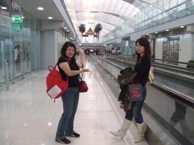 泰國機場 Airport -Tailand