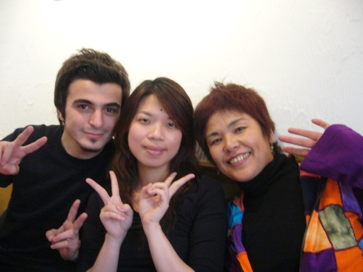 Ilhan, Me & 由利子