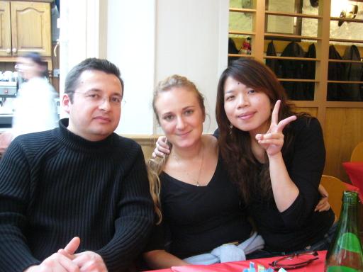 Tuhan, Silvia & Me