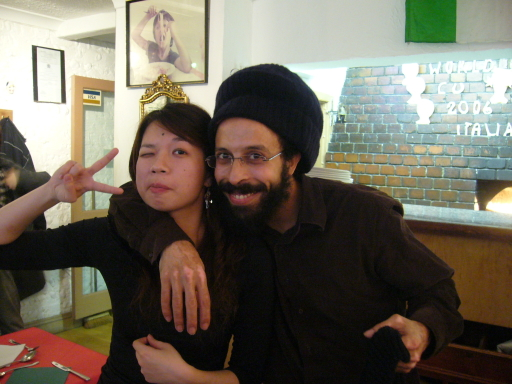 Me & Rachid
