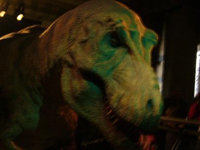 fake Dinosaur