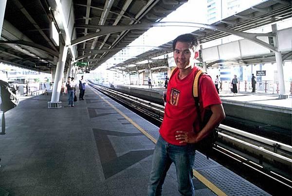 Bangkok 捷運站
