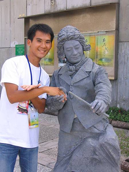 石雕貝多芬
