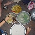 dinner 花花魚湯